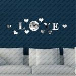 ساعت دیواری فانتزی عشق 2